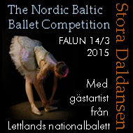 Nordic Baltic Ballet Competition