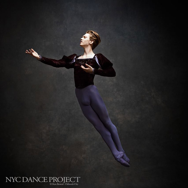 Julian MacKay NYC danceproject