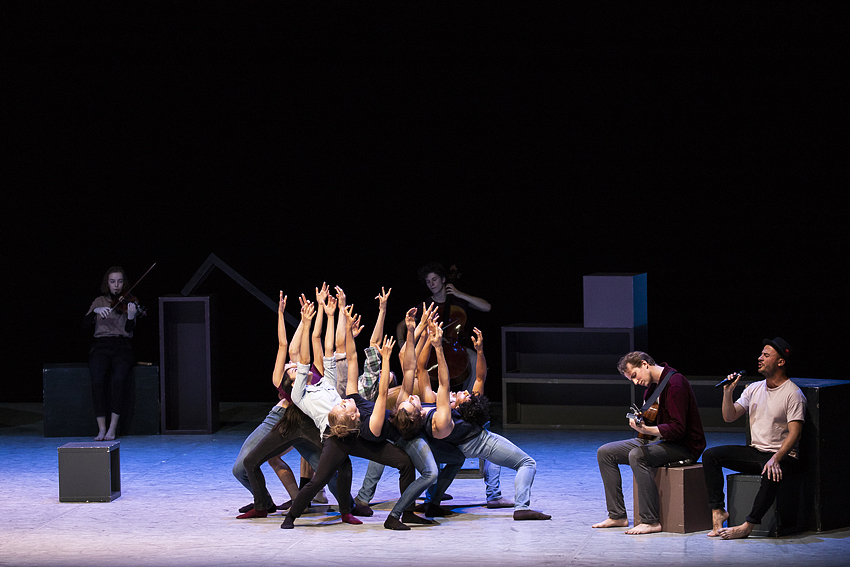 Bundesjugendballett, in John's Dream – And What We Call Growing Up